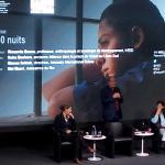 Vidéo de la soirée du 29 novembre à l'IHEID: Mai Masri, Soha Bechara et Manon Schick